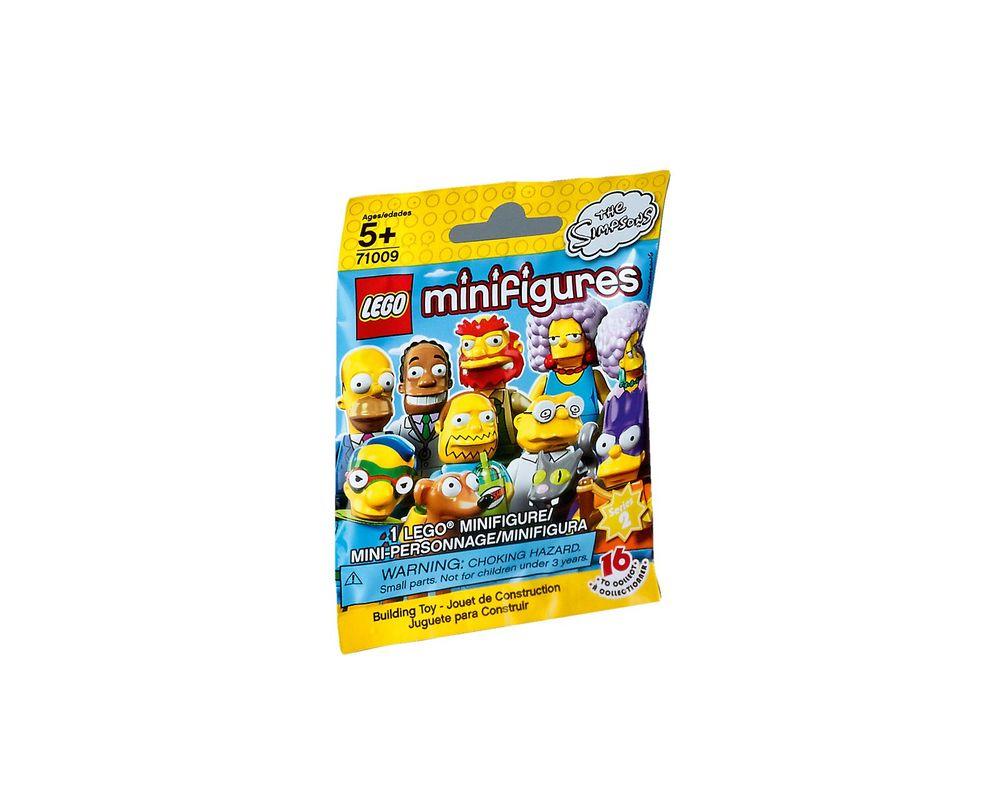 LEGO Set 71009-1 Homer