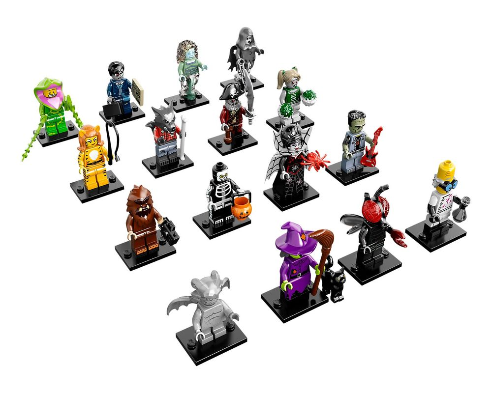 LEGO Set 71010-14 Banshee