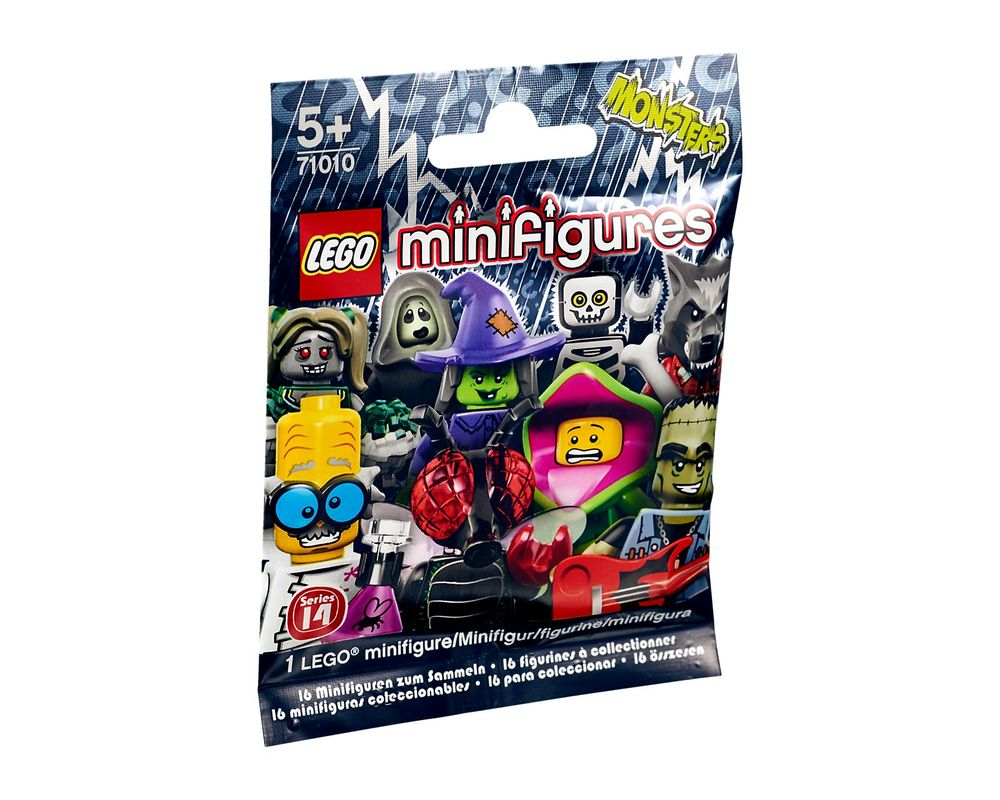 LEGO Set 71010-7  Spectre