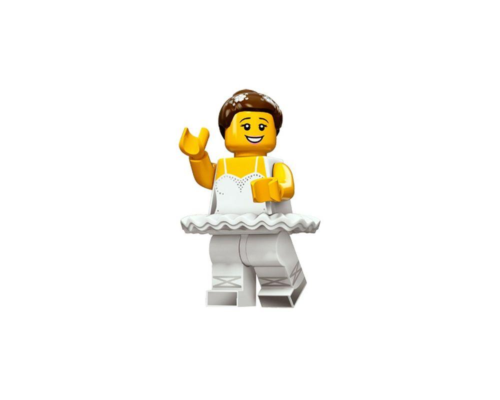 LEGO Set 71011-10 Ballerina (Model - A-Model)