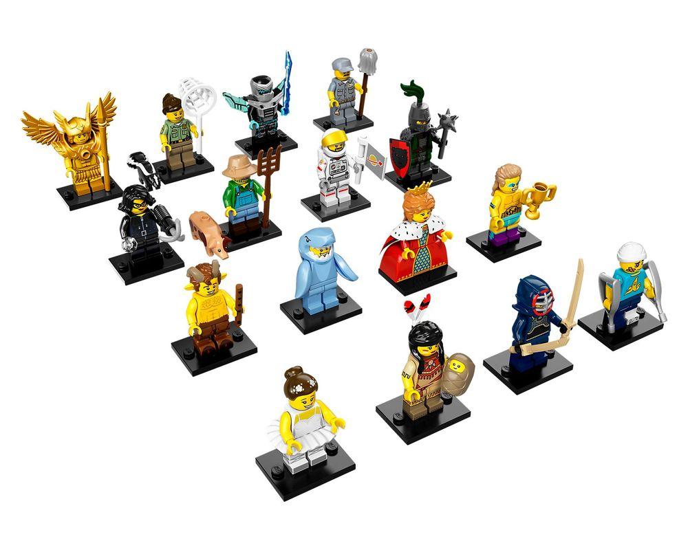 LEGO Set 71011-8 Animal Control Officer