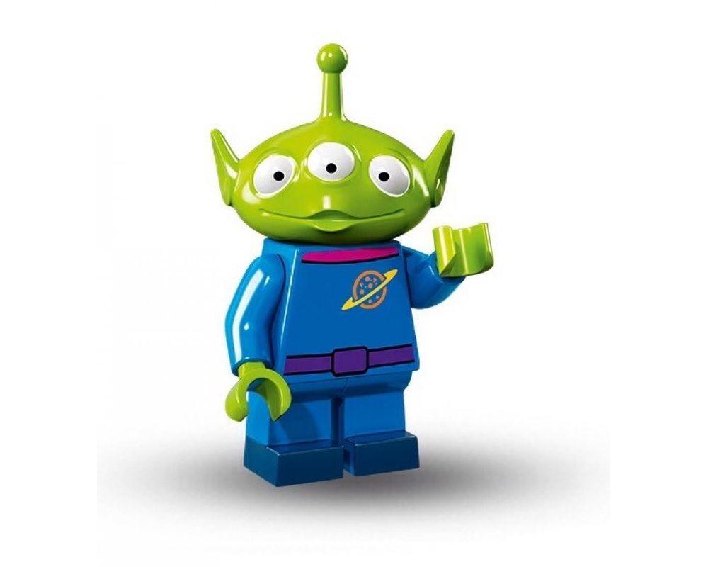 LEGO Set 71012-2 Alien (Model - A-Model)
