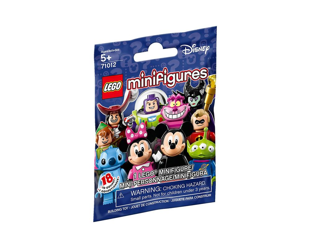 LEGO Set 71012-2 Alien