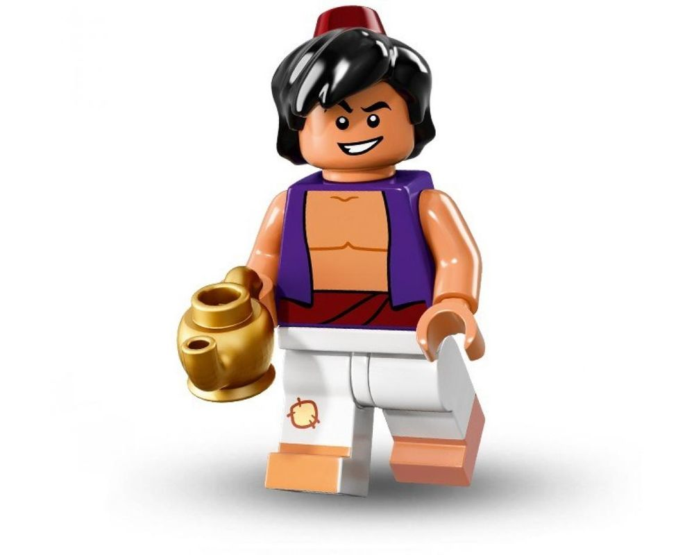 LEGO Set 71012-4 Aladdin (Model - A-Model)