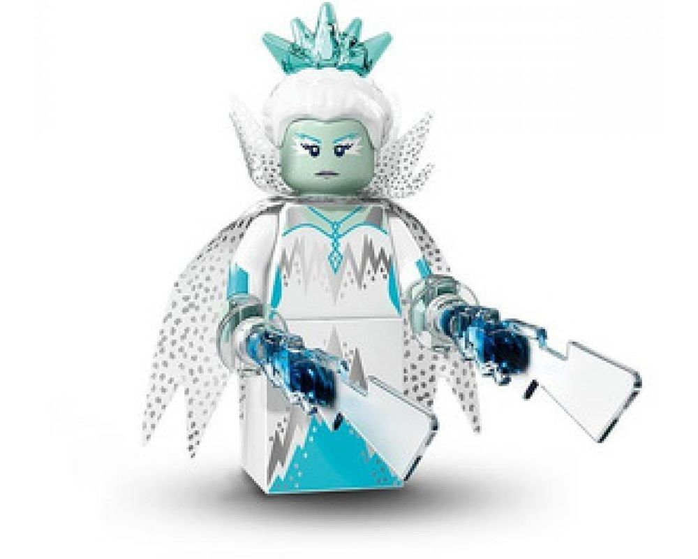 LEGO Set 71013-1 Ice Queen (Model - A-Model)