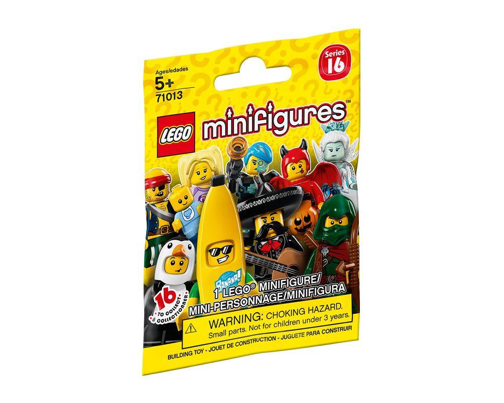 LEGO Set 71013-15 Banana Guy