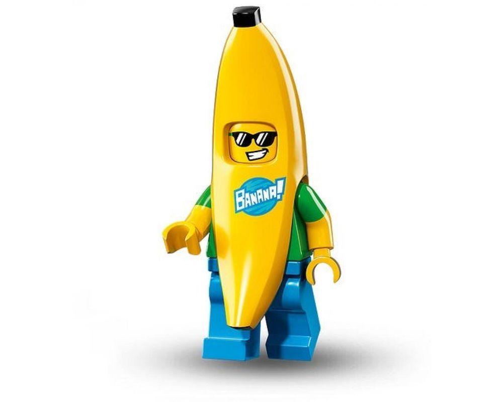 LEGO Set 71013-15 Banana Guy (Model - A-Model)
