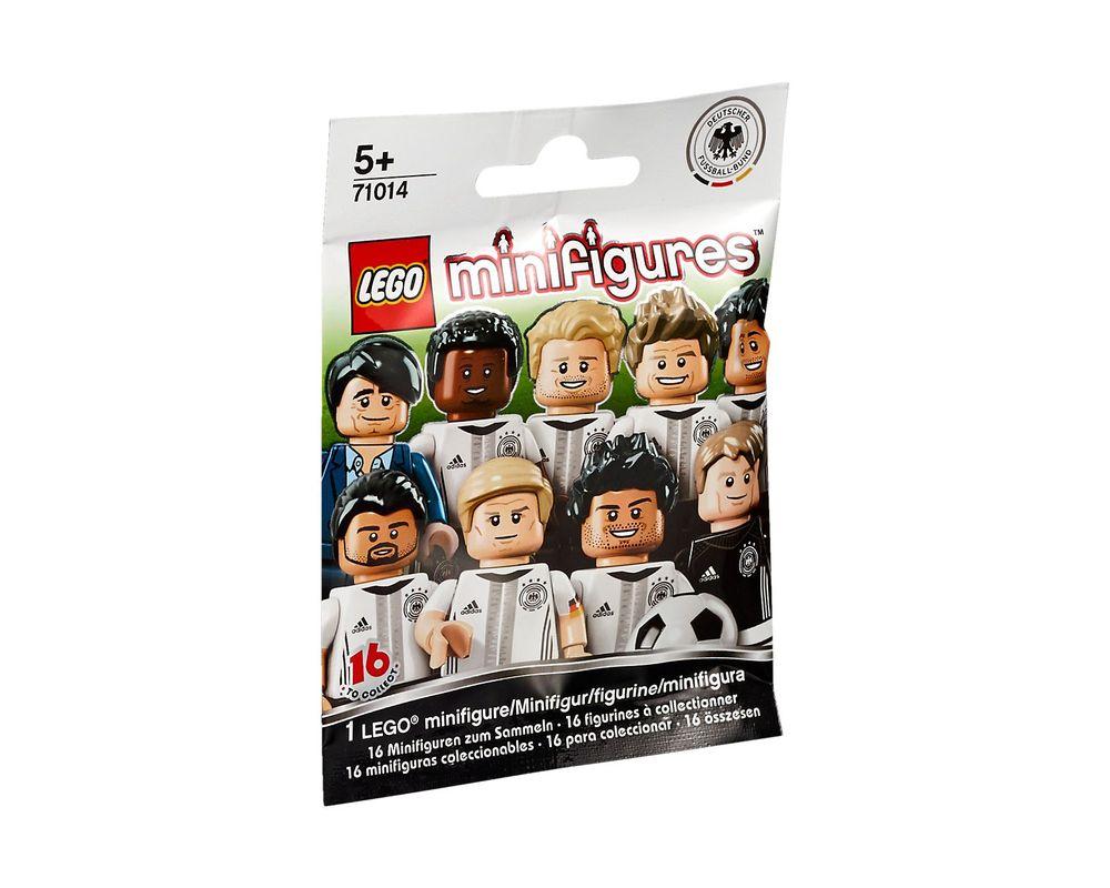 LEGO Set 71014-1 Joachim Löw
