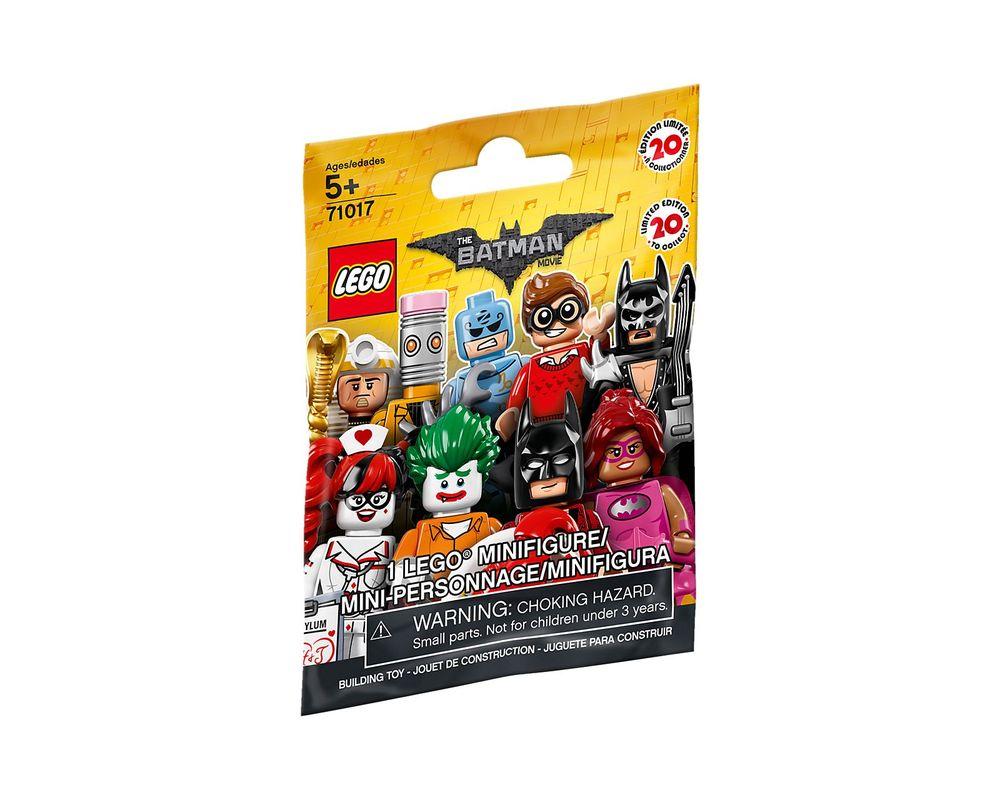 LEGO Set 71017-1 Lobster-Lovin' Batman