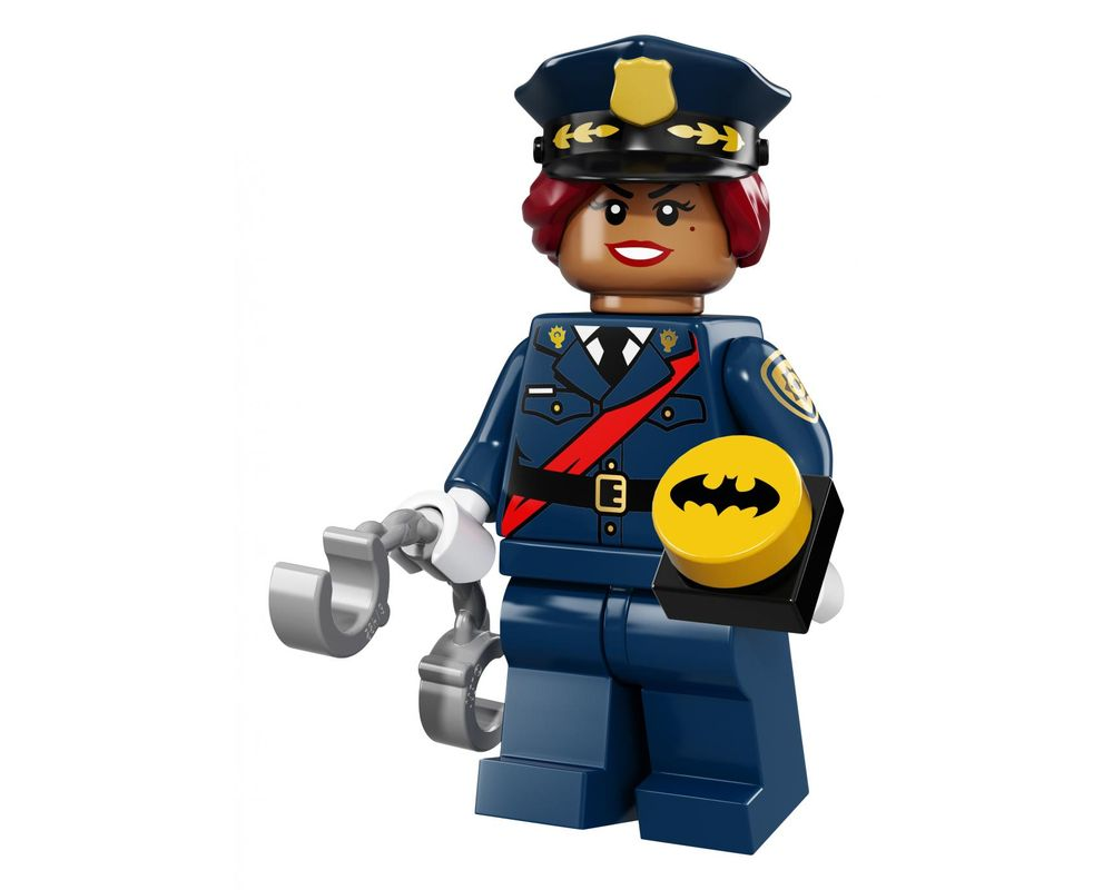LEGO Set 71017-6 Barbara Gordon (Model - A-Model)