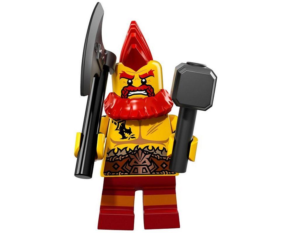 LEGO Set 71018-10 Battle Dwarf (LEGO - Model)