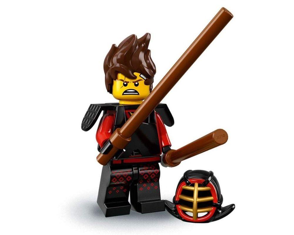 LEGO Set 71019-1 Kai Kendo (LEGO - Model)