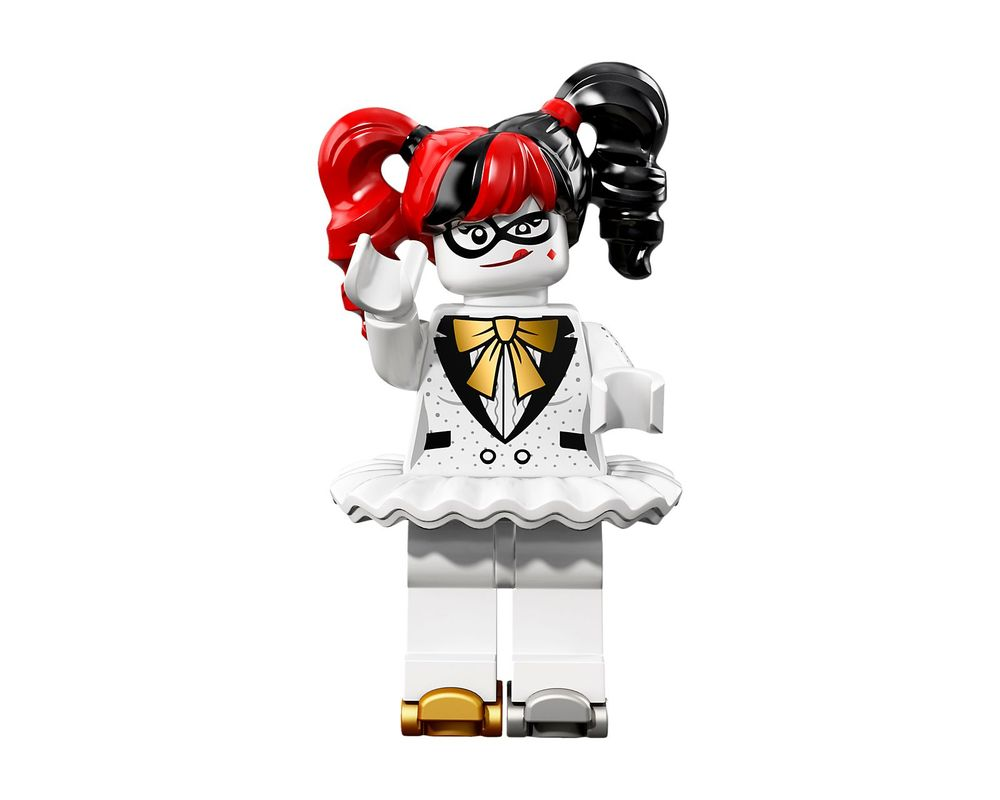 LEGO Set 71020-1 Friends are Family Harley