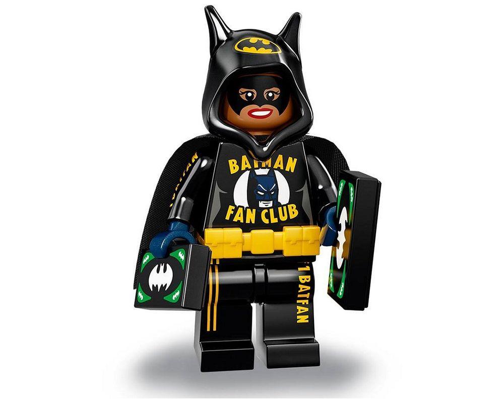 LEGO Set 71020-11 Soccer Mom Batgirl (LEGO - Model)