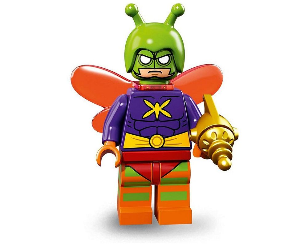 LEGO Set 71020-12 Killer Moth (Model - A-Model)