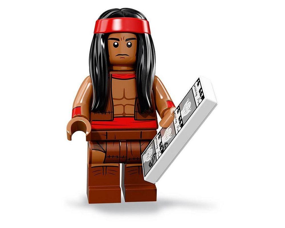 LEGO Set 71020-15 Apache Chief (Model - A-Model)