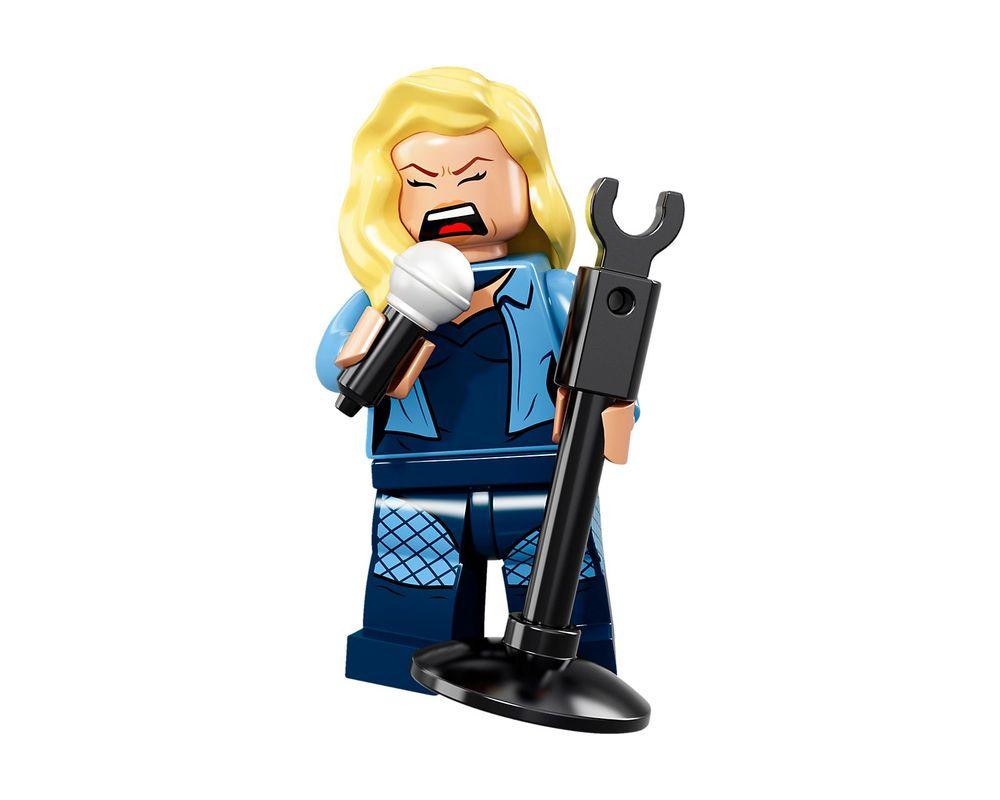 LEGO Set 71020-19 Black Canary