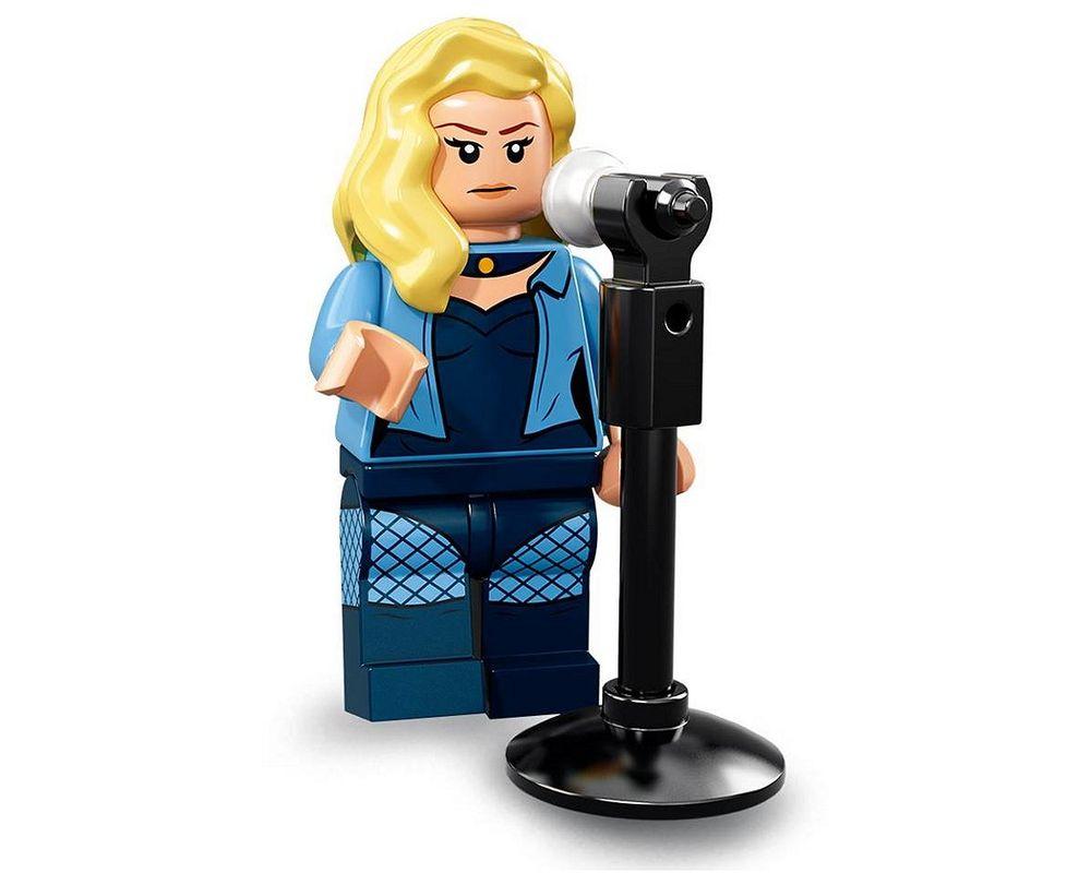 LEGO Set 71020-19 Black Canary (Model - A-Model)