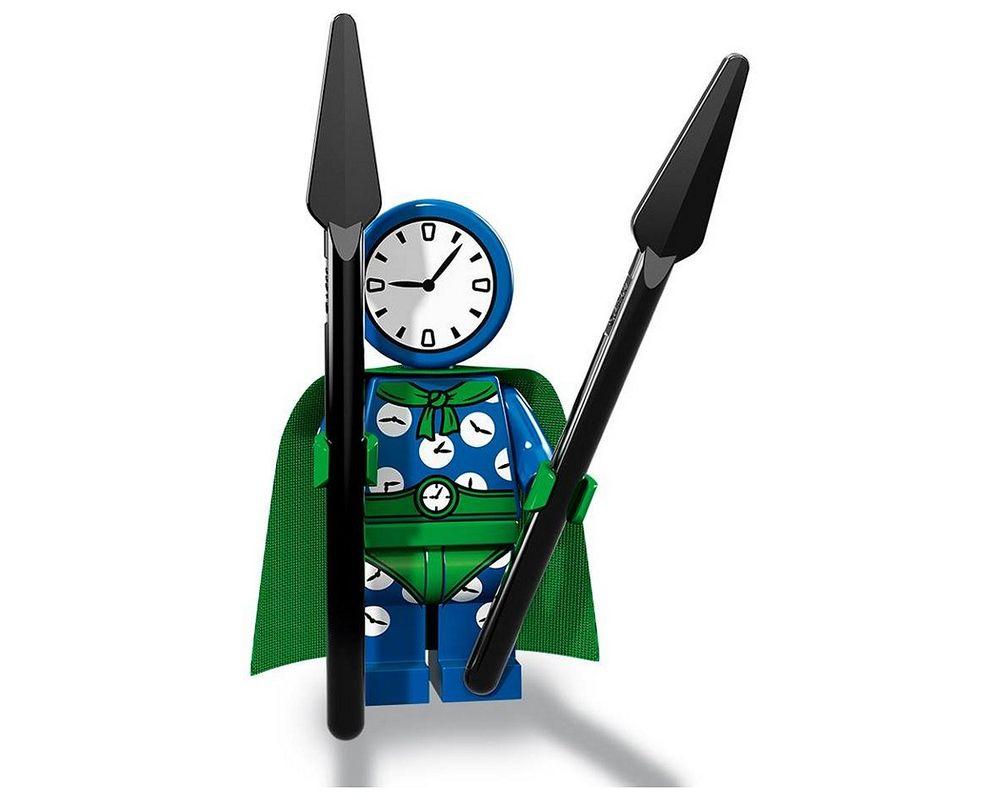 LEGO Set 71020-3 Clock King (LEGO - Model)