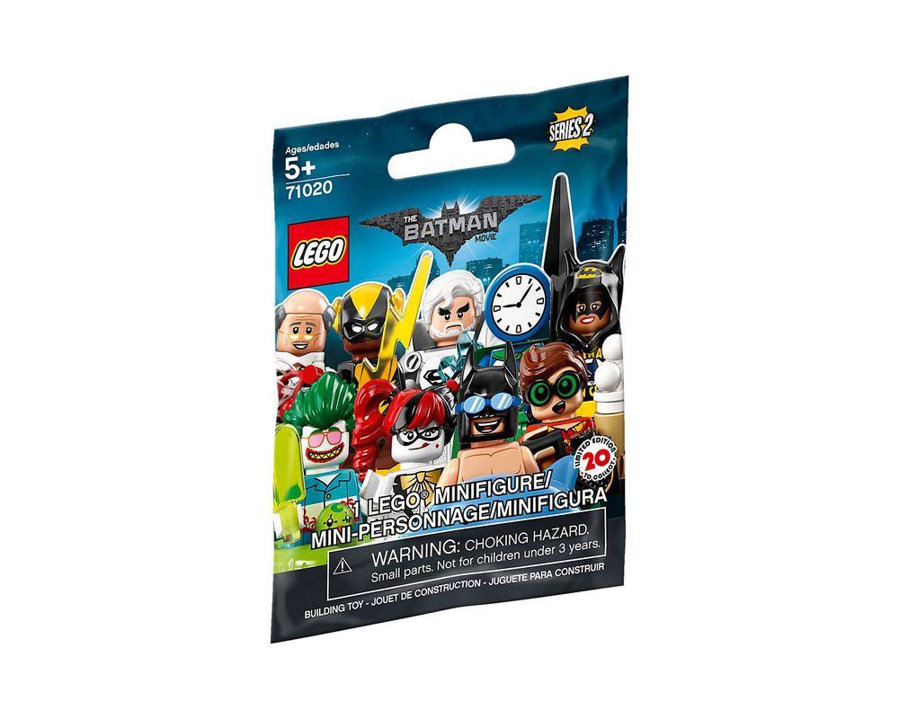 LEGO Set 71020-4 Professor Hugo Strange