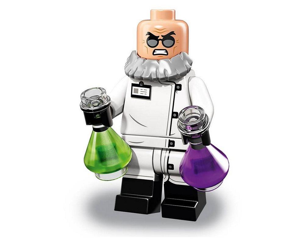 LEGO Set 71020-4 Professor Hugo Strange (Model - A-Model)
