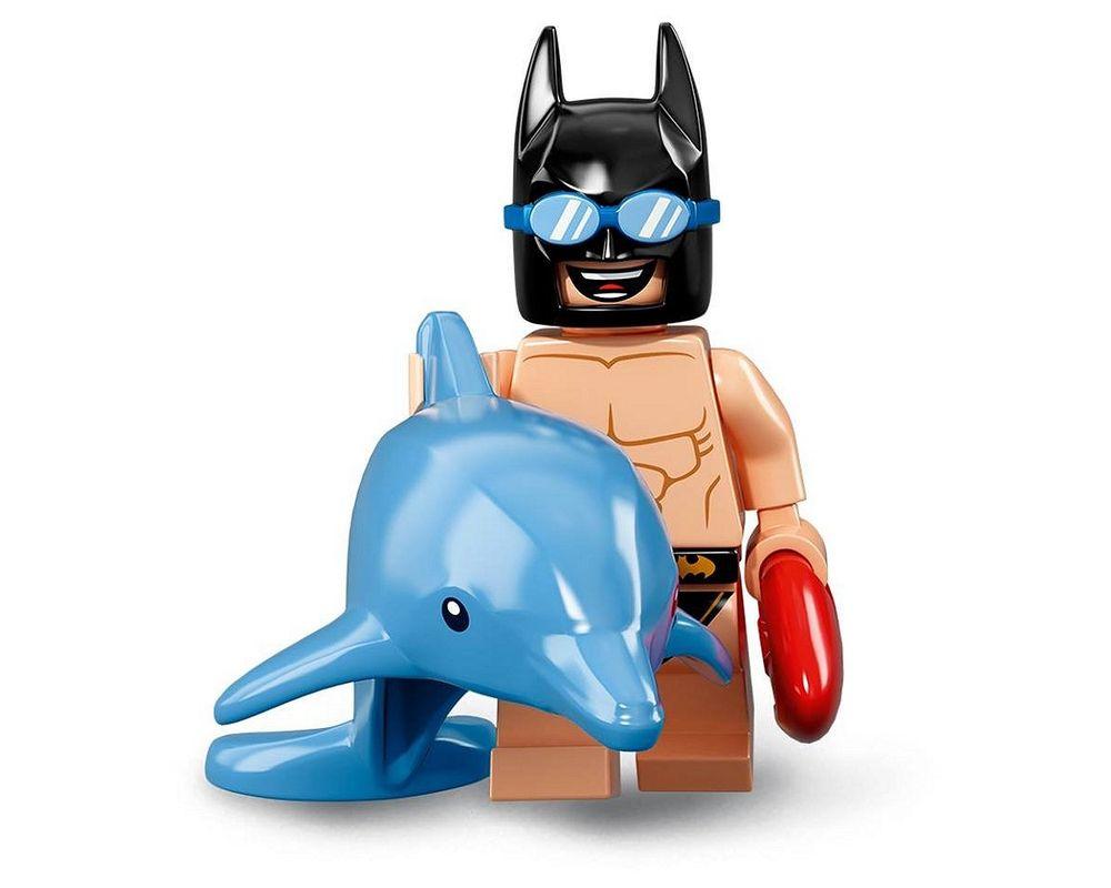LEGO Set 71020-6 Swimming Pool Batman (Model - A-Model)