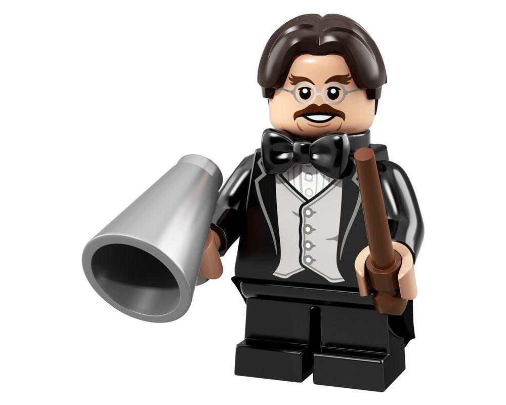 LEGO Set 71022-13 Filius Flitwick (Model - A-Model)