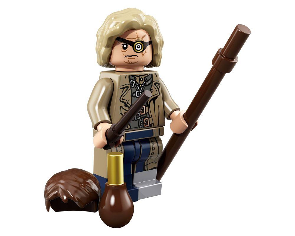 LEGO Set 71022-14 Alastor Mad-Eye Moody (Model - A-Model)
