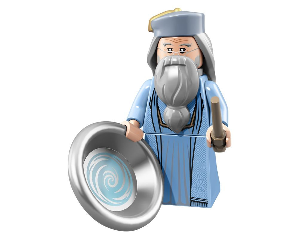 LEGO Set 71022-16 Albus Dumbledore (LEGO - Model)