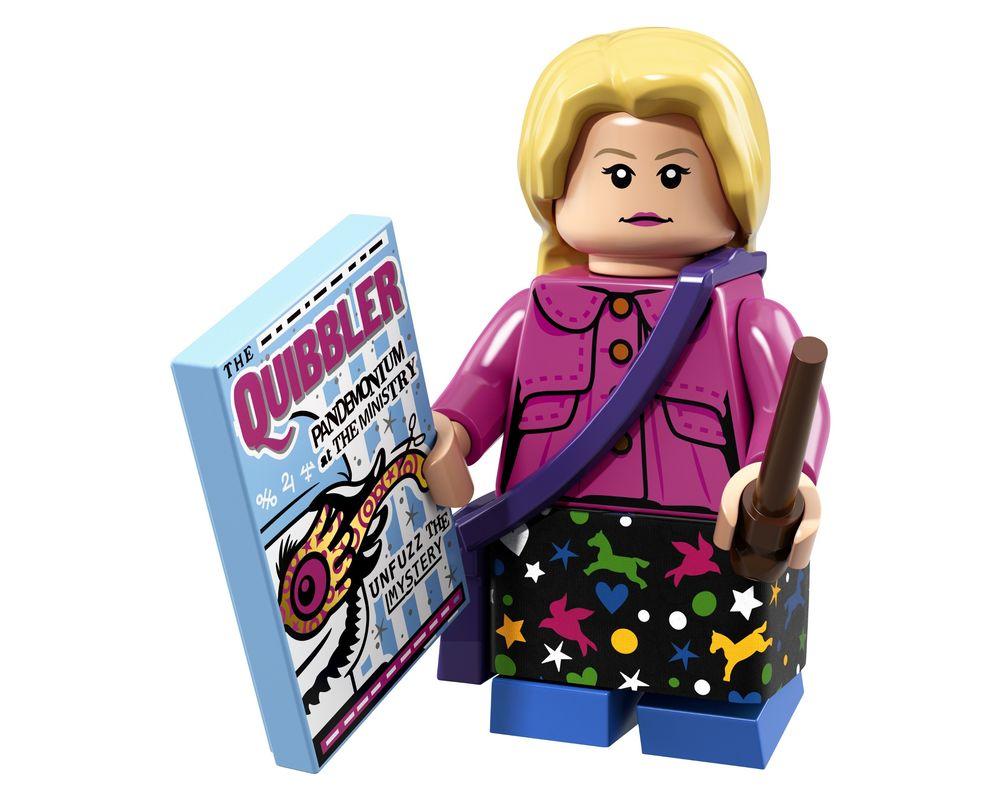 LEGO Set 71022-5 Luna Lovegood (Model - A-Model)