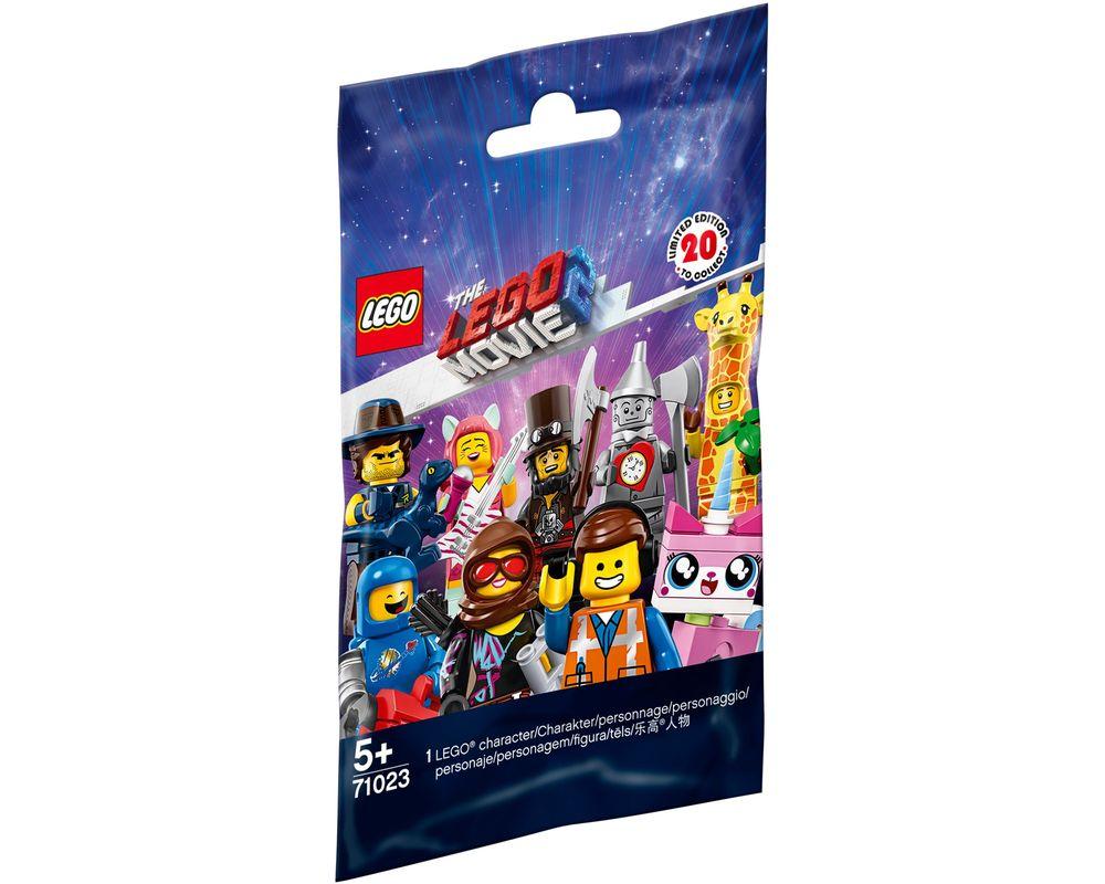 LEGO Set 71023-0 The LEGO Movie 2 Series - Random Bag (Model - A-Model)