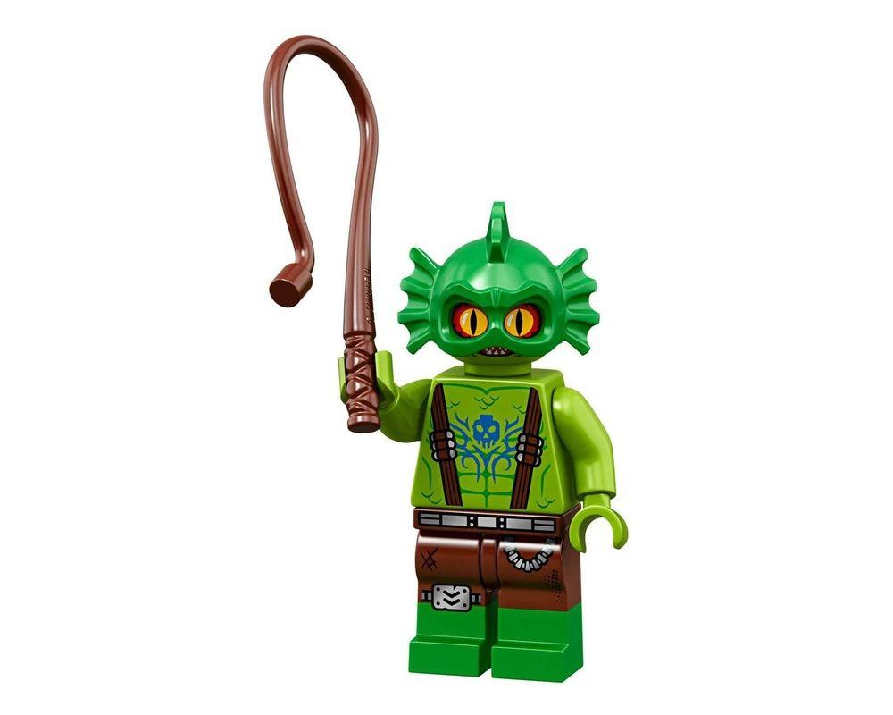 LEGO Set 71023-10 Swamp Creature (Model - A-Model)