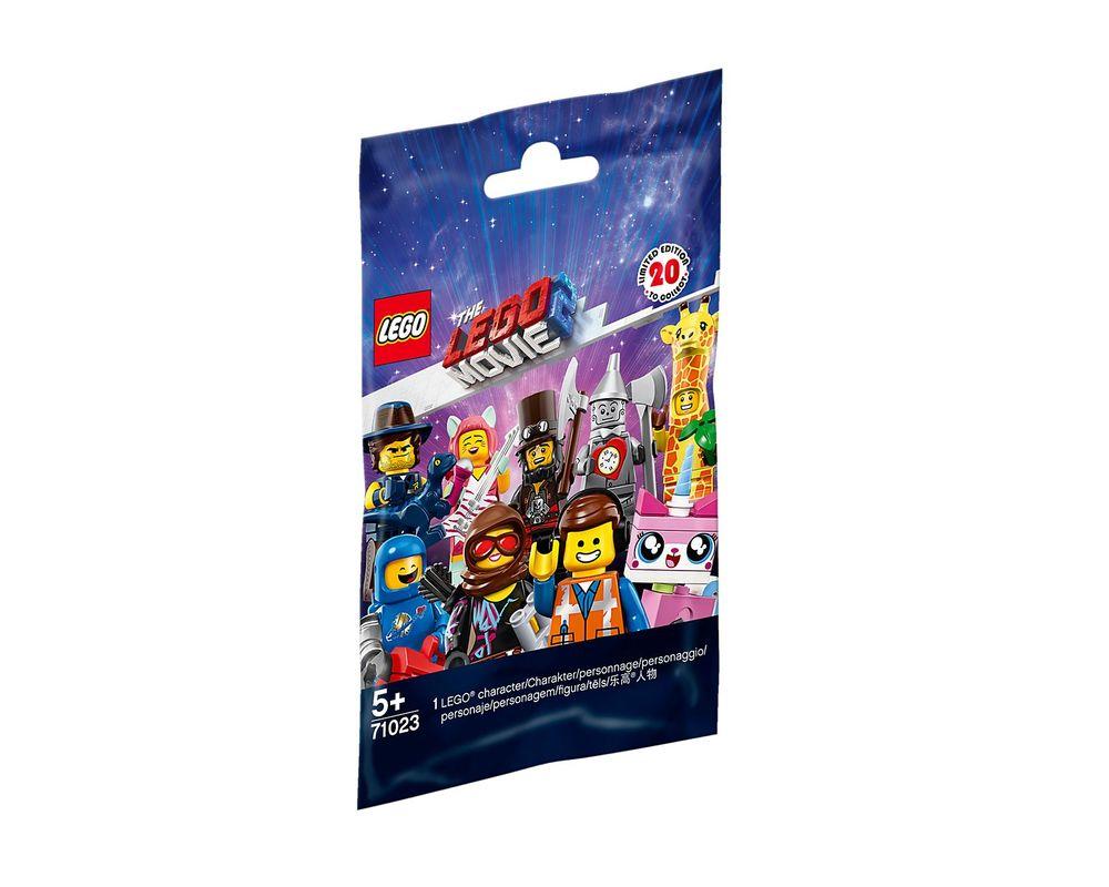 LEGO Set 71023-14 Vest Friend Rex
