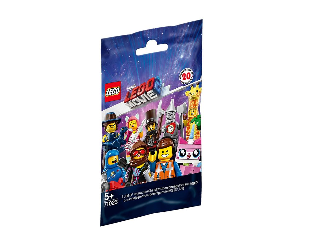 LEGO Set 71023-15 Kitty Pop