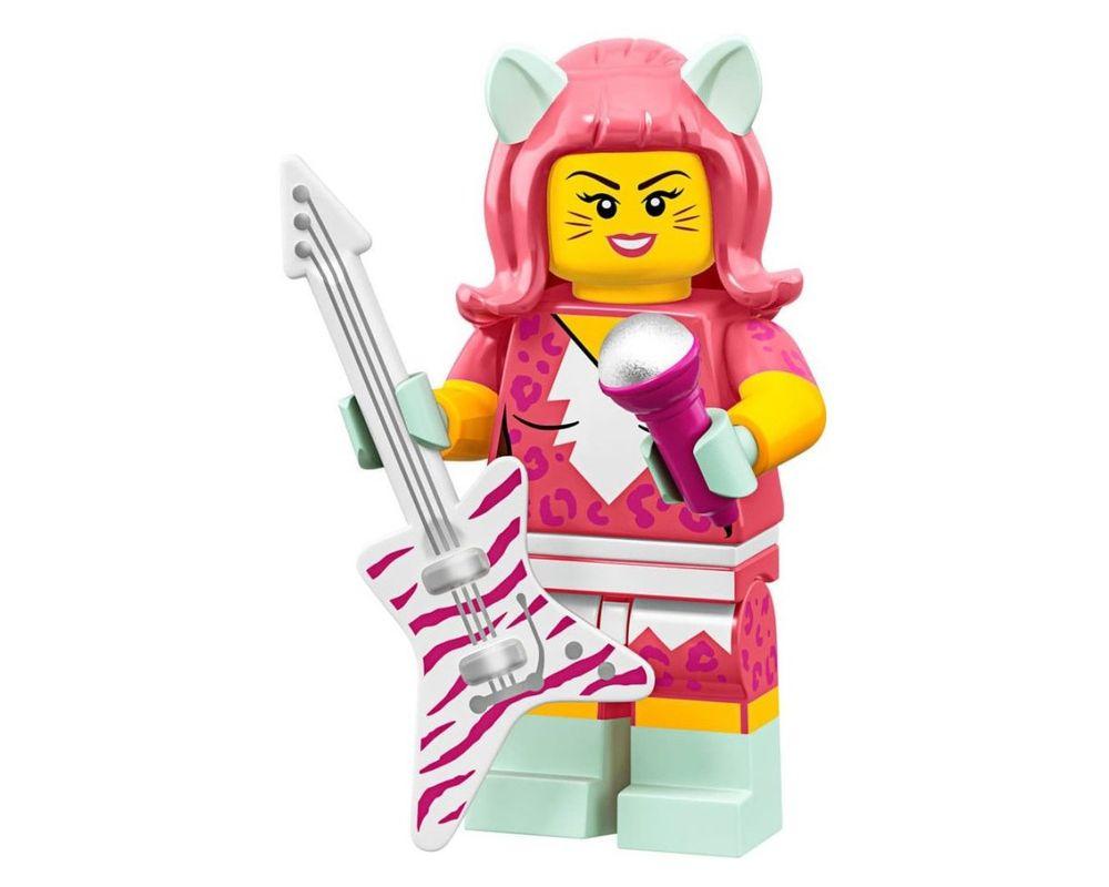 LEGO Set 71023-15 Kitty Pop (LEGO - Model)