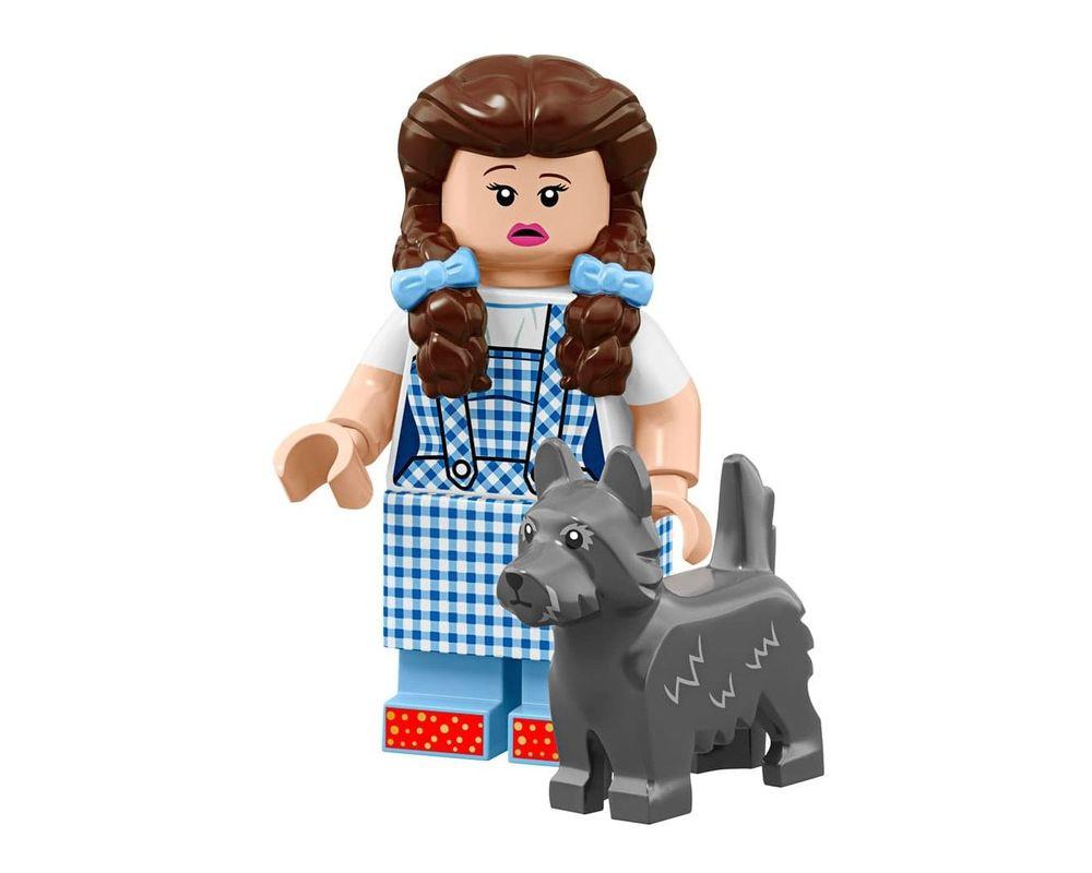 LEGO Set 71023-16 Dorothy Gale & Toto (Model - A-Model)