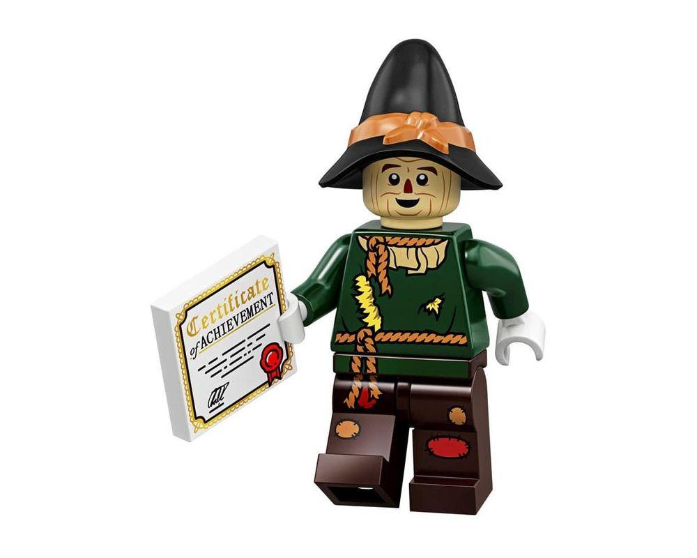 LEGO Set 71023-18 Scarecrow (Model - A-Model)