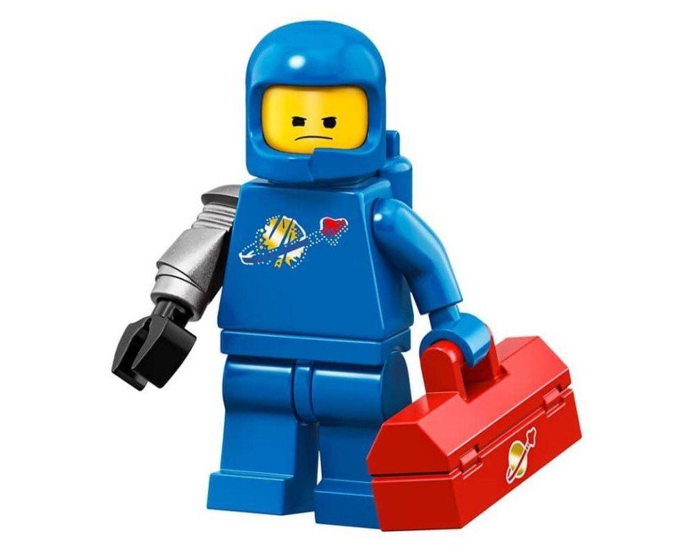 LEGO Set 71023-3 Apocalypse Benny (LEGO - Model)