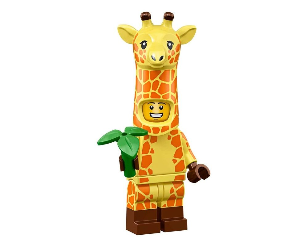LEGO Set 71023-4 Giraffe Guy (Model - A-Model)