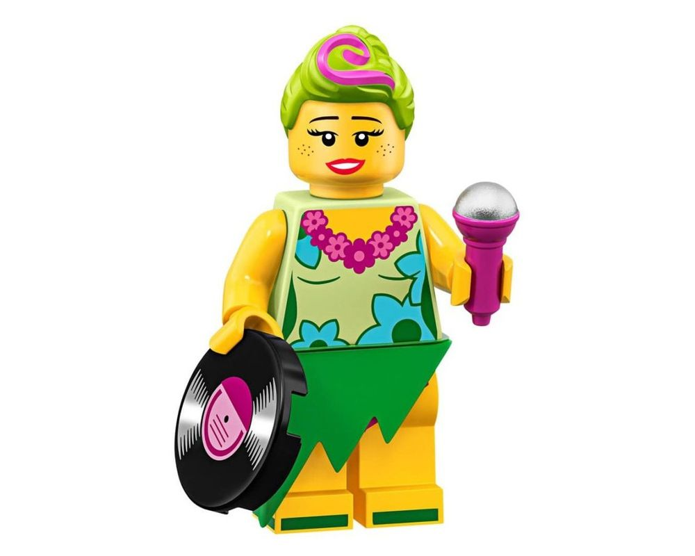 LEGO Set 71023-7 Hula Lula (Model - A-Model)