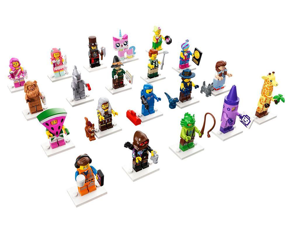 LEGO Set 71023-8 Watermelon Dude