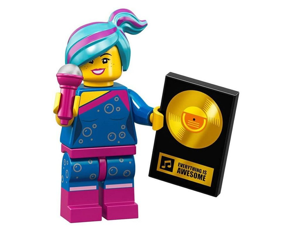 LEGO Set 71023-9 Flashback Lucy (Model - A-Model)