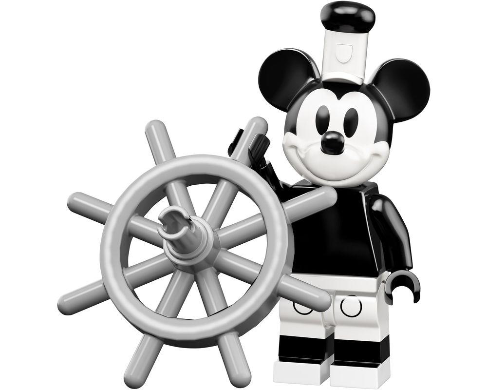 LEGO Set 71024-1 Vintage Mickey (Model - A-Model)