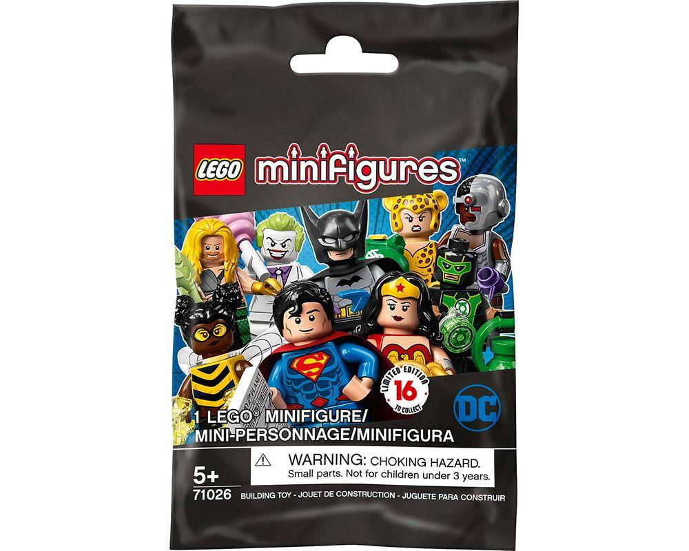 LEGO Set 71026-0 DC Super Heroes Series - Random Bag (Box - Front)