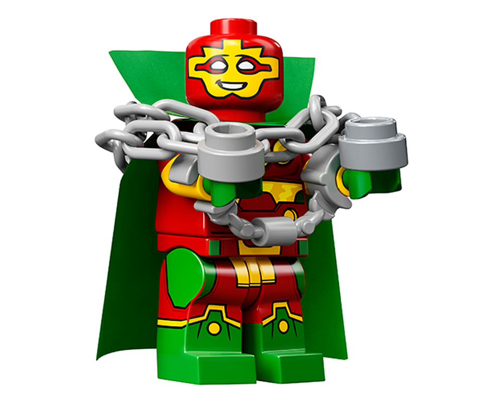 LEGO Set 71026-1 Mister Miracle (Model - A-Model)