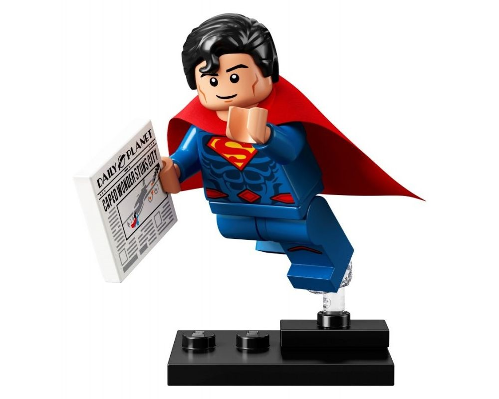 LEGO Set 71026-7 Superman (Model - A-Model)