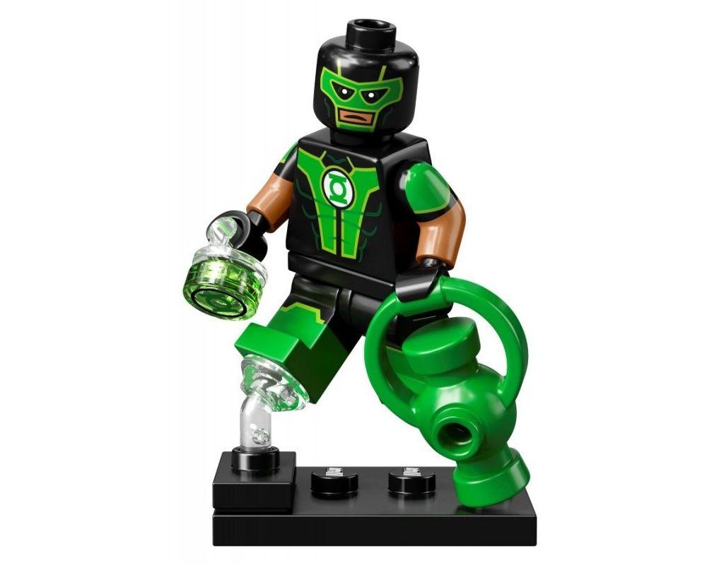 LEGO Set 71026-8 Green Lantern (Model - A-Model)