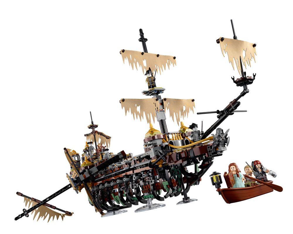 LEGO Set 71042-1 Silent Mary (Model - A-Model)
