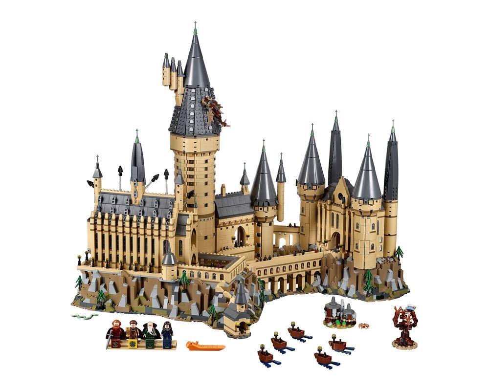 LEGO Set 71043-1 Hogwarts Castle (Model - A-Model)
