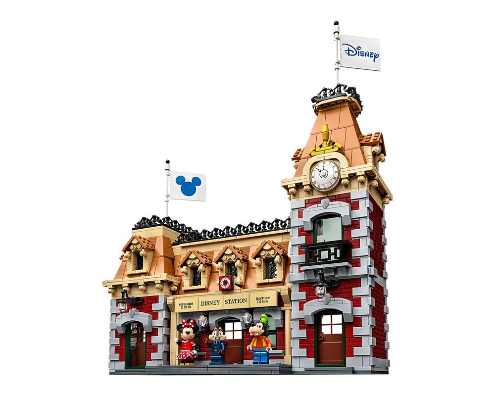 LEGO Set 71044-1 Disney Train and Station